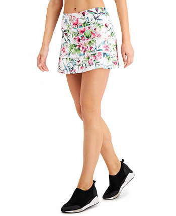 Printed Pleated Skort, Created for Macy's Ideology