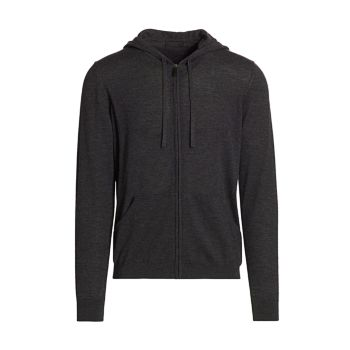 COLLECTION Lightweight Cashmere Zip Hoodie Saks Fifth Avenue