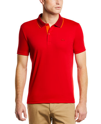 Men's Regular-Fit Pima Cotton Polo Shirt Lacoste