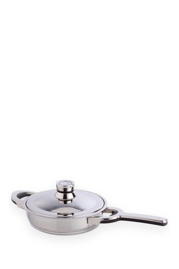 "TFK 11"" Covered Deep Skillet BergHOFF"