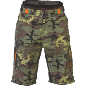 ZOIC Ether Camo Short + Essential Liner Zoic