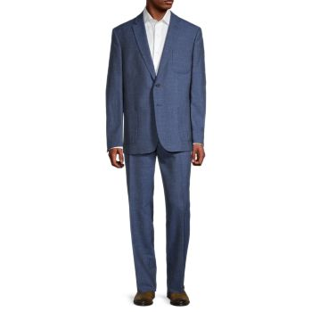 Slim-Fit Wool-Blend Suit LAUREN Ralph Lauren