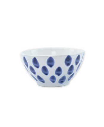Santorini Dot Cereal Bowl VIETRI