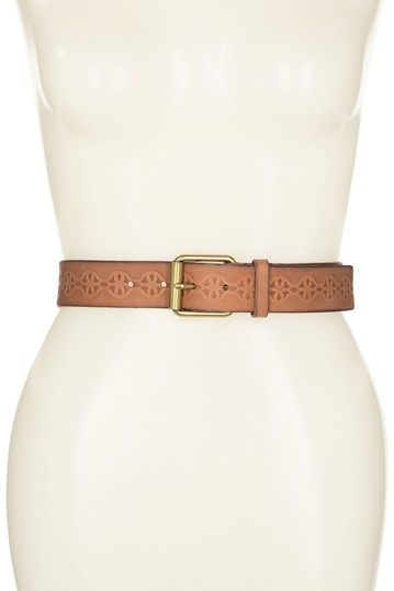 Embellished Leather Belt Frye