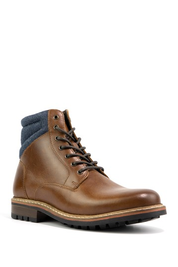 Westerly Lace-Up Boot Crevo