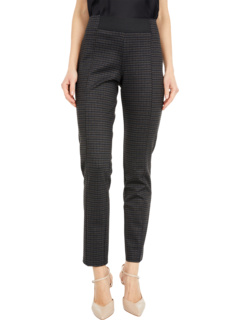 Check it Out Pull-On Pants with Exposed Elastic Detail Elliott Lauren