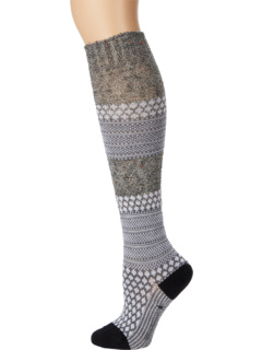 Popcorn Cable Knee Highs Smartwool