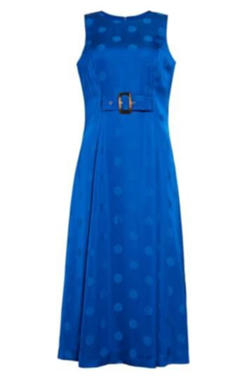 INNABEL A LINE BELTED MIDI Ted Baker