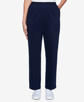 Petite Relaxed Attitude Proportioned Short Pants Alfred Dunner