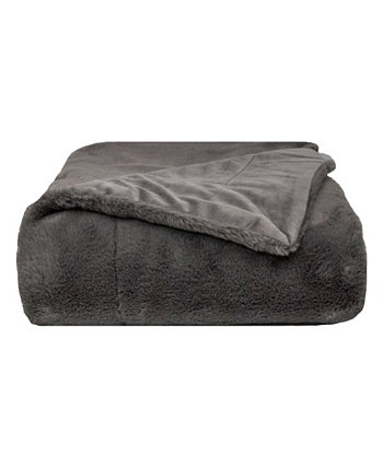 Faux Fur Throw Vince Camuto