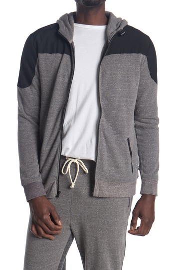 Dalton Active Zip Hoodie Threads 4 Thought