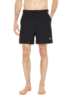 Contrast Panel Swimshorts Fred Perry