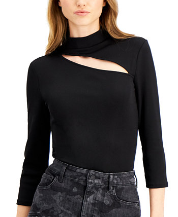 Lola Cutout Ribbed Top GUESS