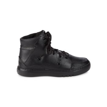 Spero High-Top Leather Sneakers Creative Recreation