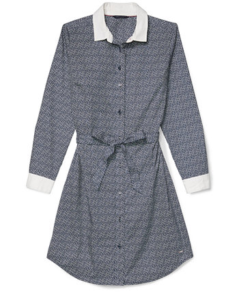 Women's Shirt Dress with Magnetic Buttons Tommy Hilfiger