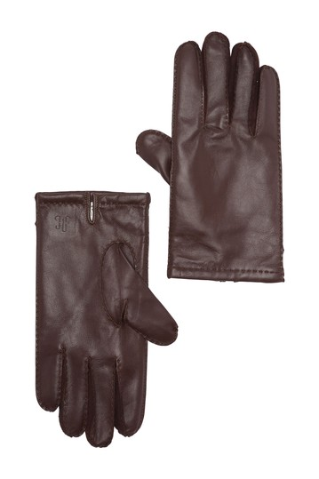 Napa Leather Hand Stitched Gloves Hickey Freeman