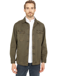 Military Shirt Jacket THE NORMAL BRAND
