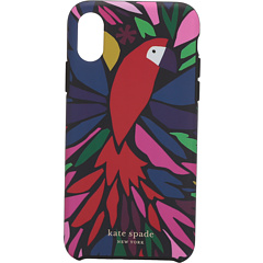 Papercut Parrot Чехол для телефона для iPhone XS Kate Spade New York