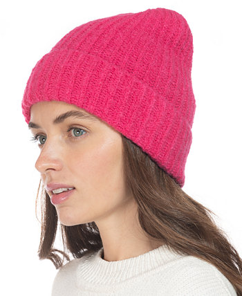 Rib Solid Beanie, Created for Macy's Style & Co