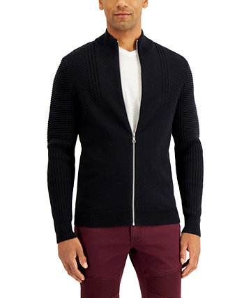 INC Men's Champ Zip Sweater, Created for Macy's INC International Concepts