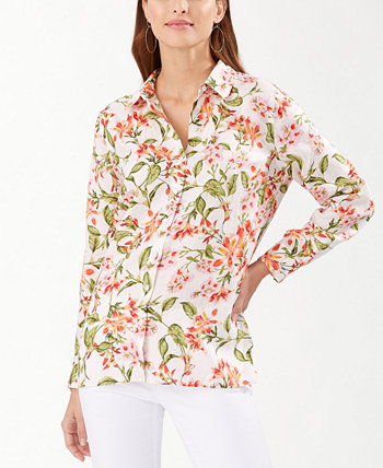 Petal Of Honor Button-Up Shirt Tommy Bahama
