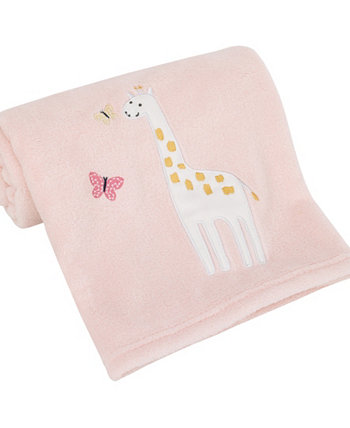 Pretty Giraffes Super Soft Giraffe Baby Blanket Carters
