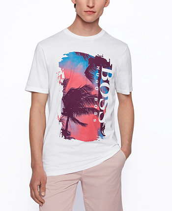 BOSS Men's Crewneck T-Shirt BOSS Hugo Boss