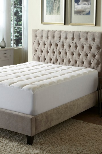 MGM Grand Overfilled Waterproof Twin Mattress Pad Rio Home