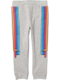 Joggers with Rainbow Hands (Toddler/Little Kids/Big Kids) Stella McCartney Kids