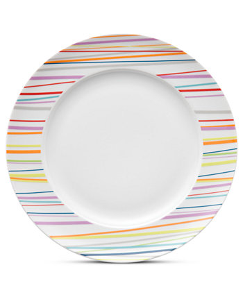 Thomas by Sunny Day Stripes Dinner Plate Rosenthal
