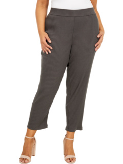 Plus Size Tapered Ankle Pants Eileen Fisher