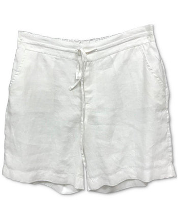 Pull-On Shorts, Created for Macy's Charter Club