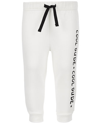 Baby Boys Cool Dude Jogger Pants, Created for Macy's First Impressions