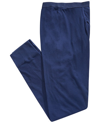 Men's Big and Tall Thermal Pants, Created for Macy's Alfani