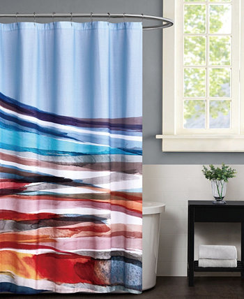 """Allaire Shower Curtain, 72"""" x 72"""" Vince Camuto"""