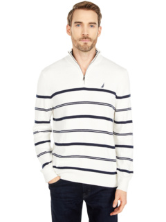 Navtech Stripe 1/4 Zip Sweater Nautica