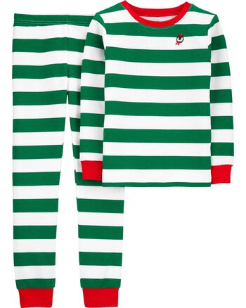Carter's 2-Piece Christmas Thermal PJs Carters