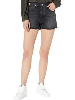 Lori High-Rise Cutoffs Shorts in Tainted Love Hudson Jeans