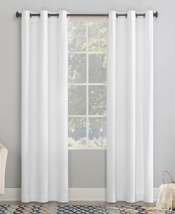 """Lindstrom Draft Shield Grommet Curtain Panel, 40"""" x 84"""" No. 918"""