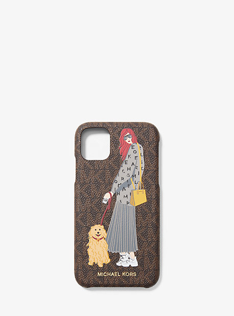 Чехол для телефона Jet Set Girls Zoe для iPhone 11 Michael Kors