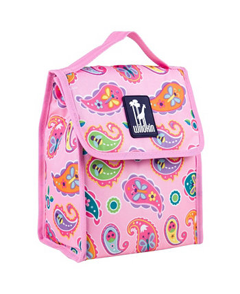 Paisley Lunch Bag Wildkin