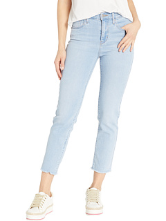 724 High-Rise Straight Crop Levi's® Womens