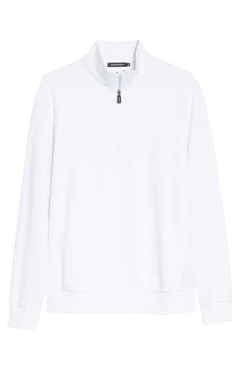 Stand Collar Long Sleeve Pullover BUGATCHI