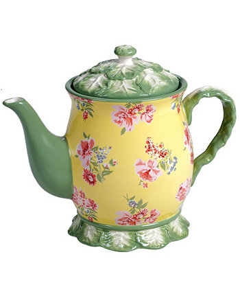 English Garden Teapot Certified International