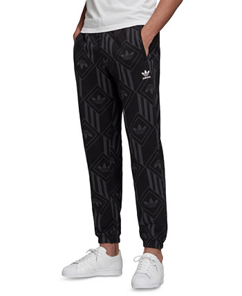Men's Originals Monogram Printed Sweatpants Adidas