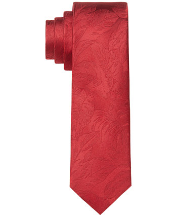 Men's Palm Solid Tie Tommy Hilfiger