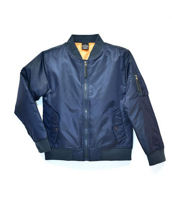 Big Boys Padded Flight Jacket, Created For Macy's Ring of Fire