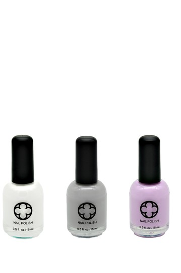 3-Piece Nail Polish Set - Daydreaming Glamour Status