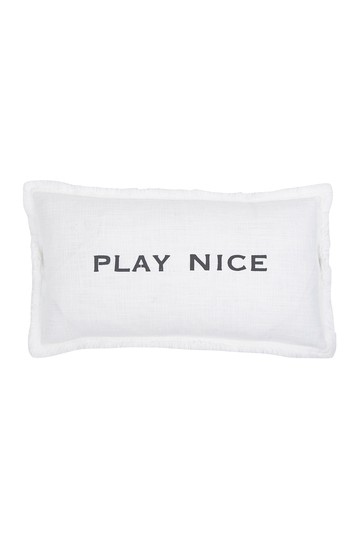 "Подушка Play Nice - 12 ""x22"" CREATIVE BRANDS"