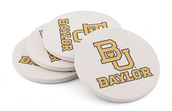 Baylor University Coasters, Set of 4 THIRSTYSTONE